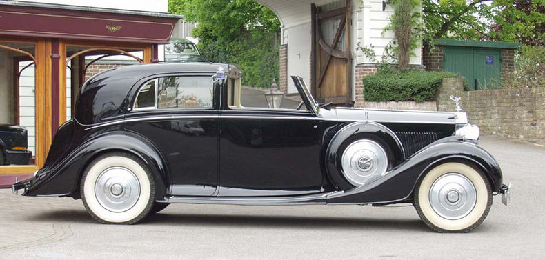 1938 1938 Rolls-Royce Phantom III For Sale