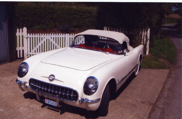 1955 1955 Chevrolet Corvette For Sale