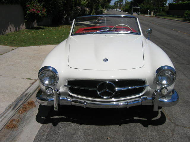 1962 1962 Mercedes-Benz 190SL For Sale