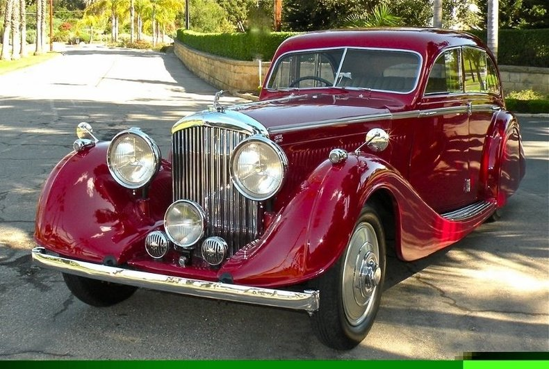 1936 1936 Bentley 4 1/4 L. For Sale
