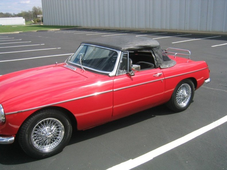 1966 1966 MG B For Sale