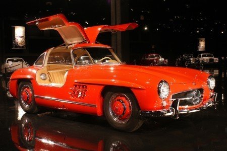 1956 1956 Mercedes-Benz 300SL For Sale