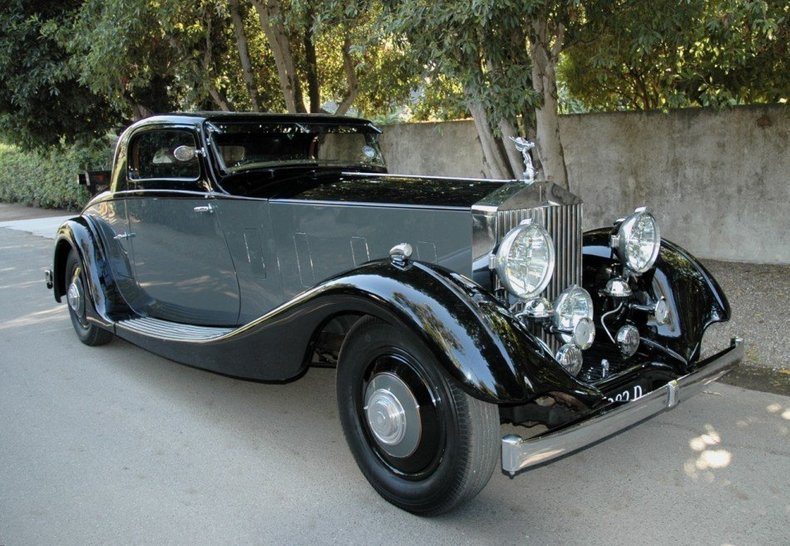 1935 1935 Rolls-Royce  For Sale