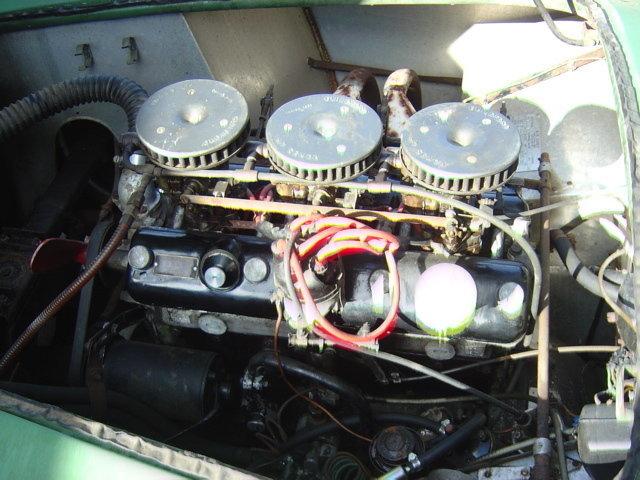 1958 1958 AC Bristol For Sale