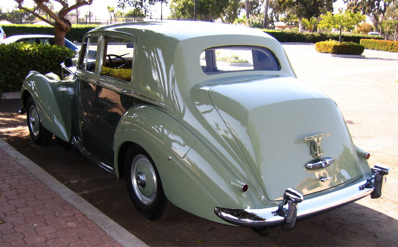 1953 1953 Rolls-Royce Silver Dawn For Sale