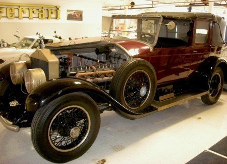 1926 1926 Rolls-Royce Silver Ghost For Sale