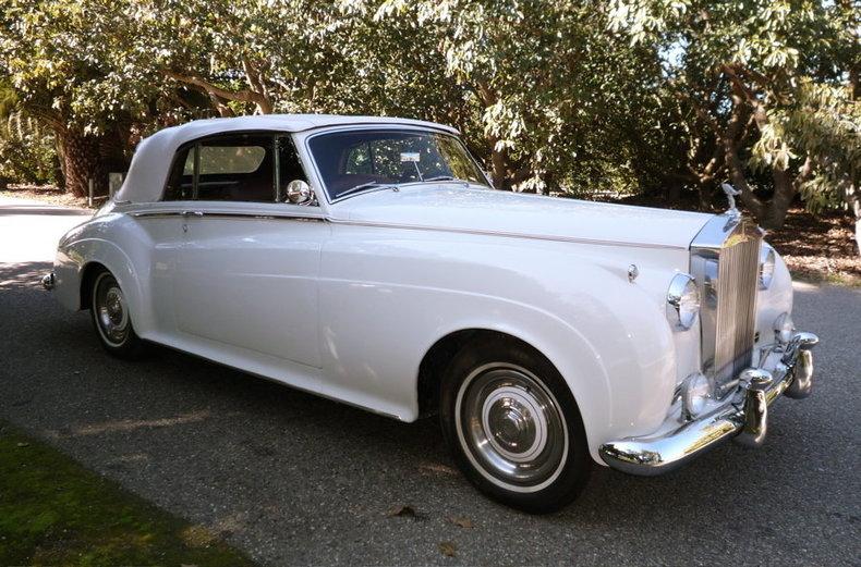 1960 1960 Rolls-Royce Silver Cloud II For Sale