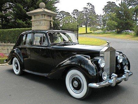 1954 1954 Rolls-Royce Silver Dawn For Sale