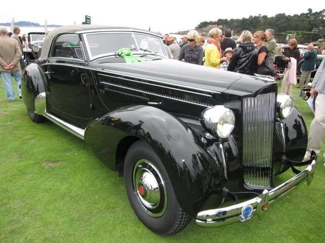 1938 1938 Packard 1601 For Sale