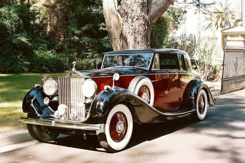 1937 rolls royce phantom iii. Black Bedroom Furniture Sets. Home Design Ideas