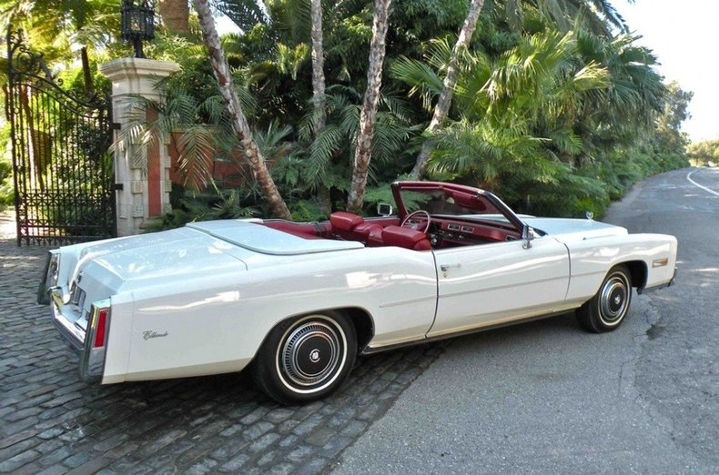 1976 1976 Cadillac El Dorado For Sale