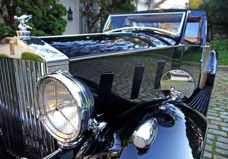 1937 1937 Rolls-Royce Phantom III For Sale