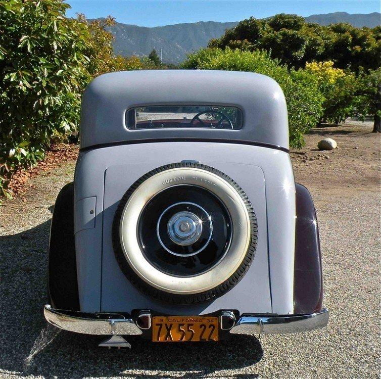 1934 1934 Rolls-Royce 20/25 For Sale
