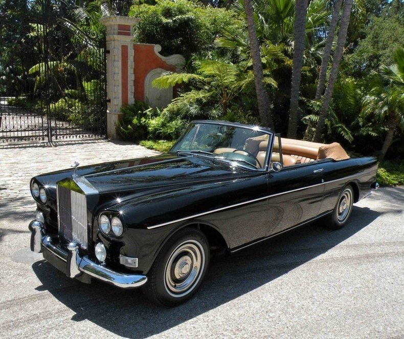 1966 Rolls-Royce Silver Cloud III Continental