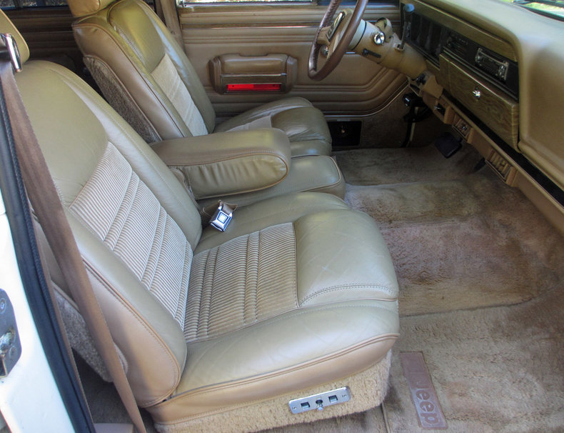 1988 1988 Jeep Grand Wagoneer For Sale
