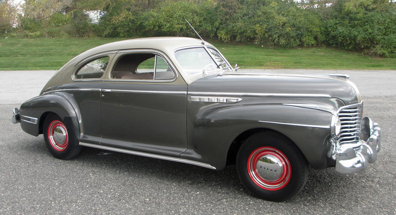 Buick Special Sedanette 1941 1941 Buick Special