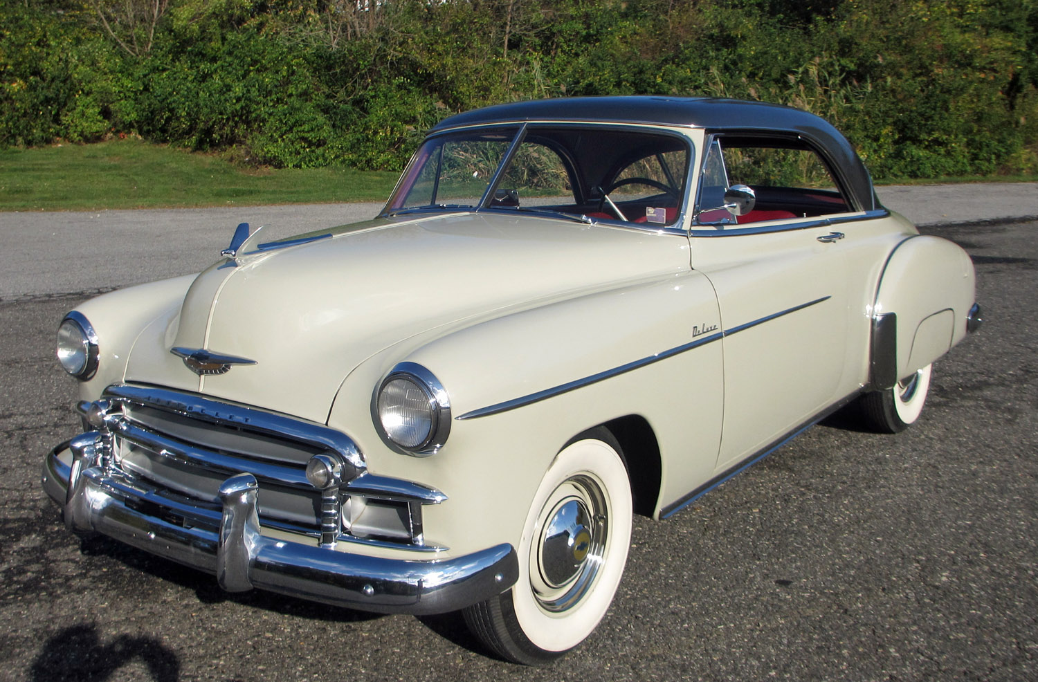 1950 Chevrolet Bel Air Connors Motorcar Company