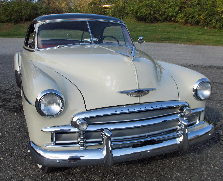 1950 chevrolet bel air connors motorcar company for 1950 chevy belair 2 door hardtop