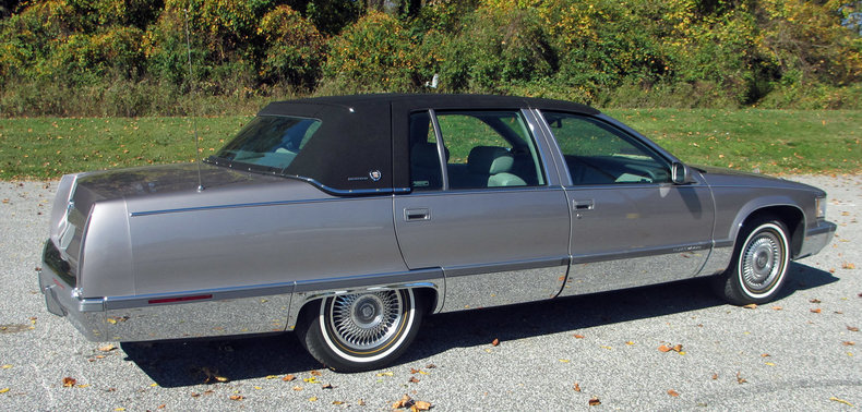 1995 1995 Cadillac Fleetwood For Sale