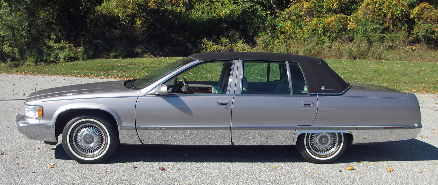 1995 cadillac fleetwood connors motorcar company. Cars Review. Best American Auto & Cars Review