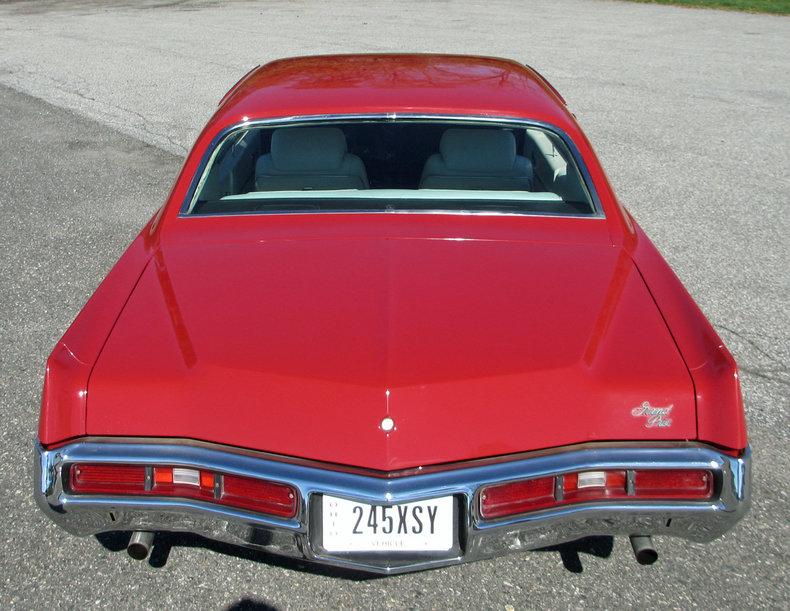 1972 1972 Pontiac Grand Prix For Sale