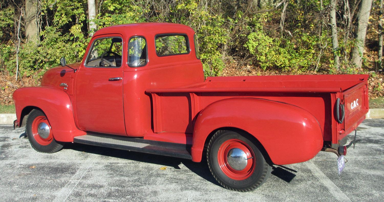 1949 GMC 100