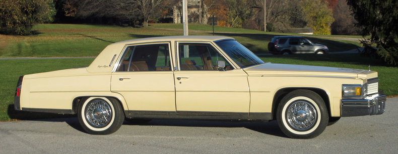 1979 1979 Cadillac Brougham For Sale