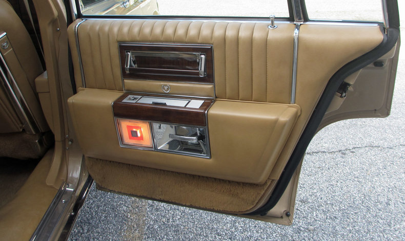 1987 1987 Cadillac Fleetwood For Sale
