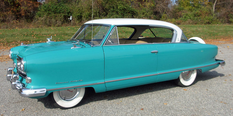 1954 1954 Nash Statesman For Sale