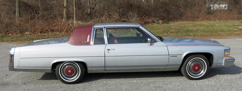 1981 Cadillac Coupe DeVille