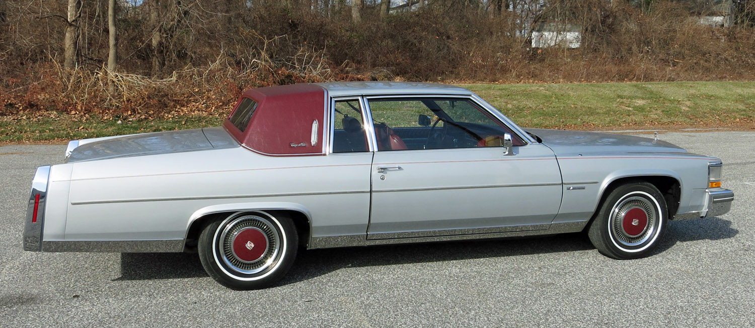 Michelin Whitewall Tires >> 1981 Cadillac Coupe DeVille | Connors Motorcar Company