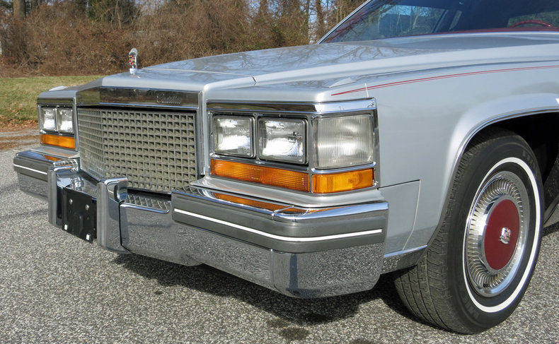 1981 1981 Cadillac Coupe DeVille For Sale