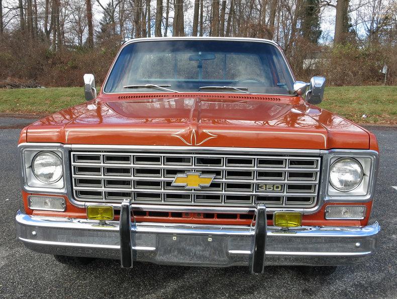 1976 1976 Chevrolet Silverado For Sale
