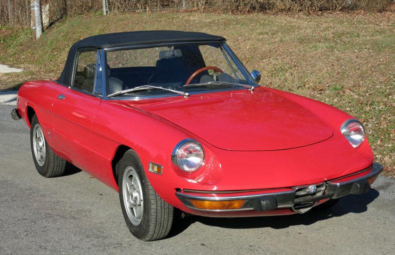 1974 1974 Alfa Romeo Spider For Sale