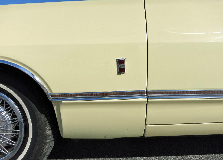 1968 Mercury Parklane