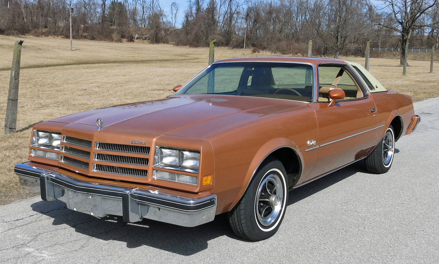 1977 Buick Century Connors Motorcar Company