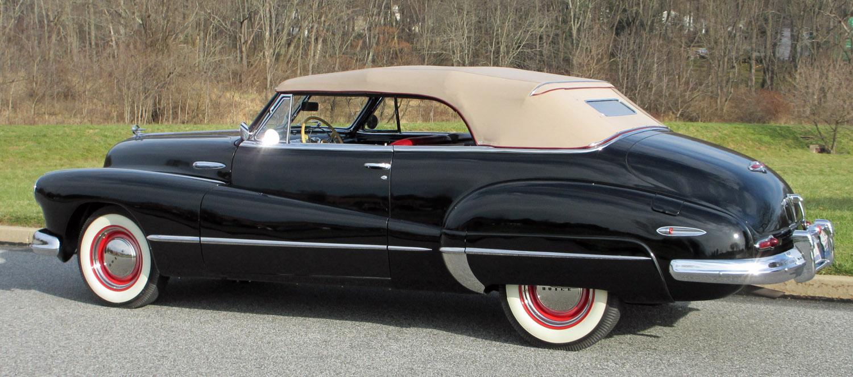 1946 Buick Super