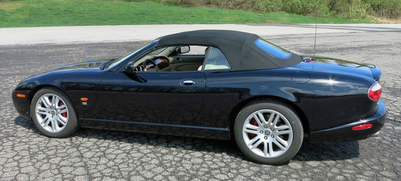 2005 2005 Jaguar XKR For Sale
