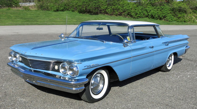 1960 Pontiac Ventura Connors Motorcar Company