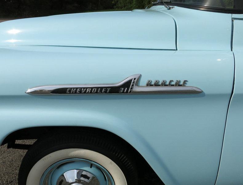 1958 1958 Chevrolet Apache For Sale