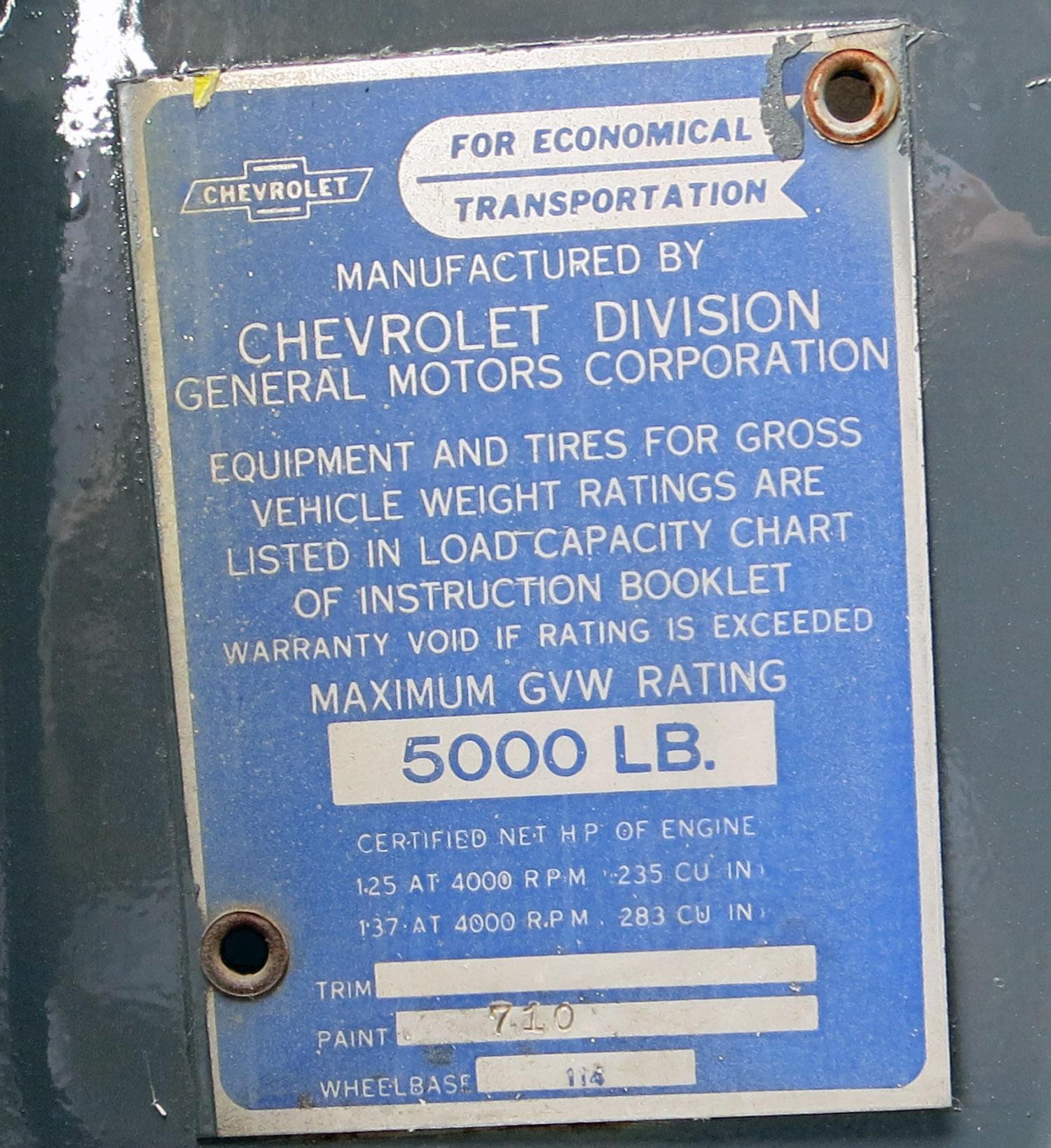 1958 chevrolet apache connors motorcar company 1958 chevrolet apache nvjuhfo Gallery