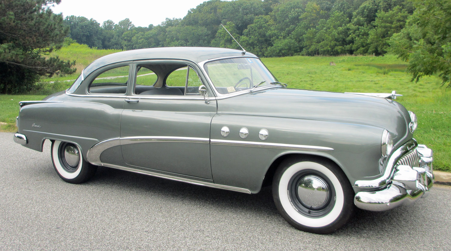 1952 Buick Special Connors Motorcar Company