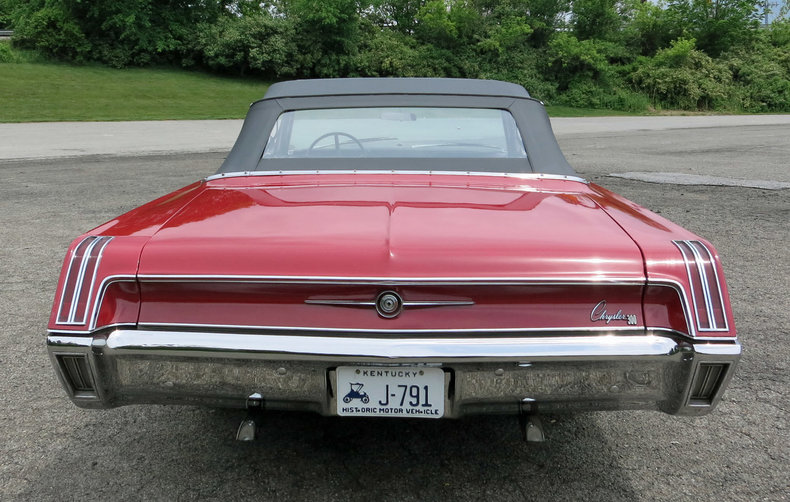 1967 1967 Chrysler 300 For Sale