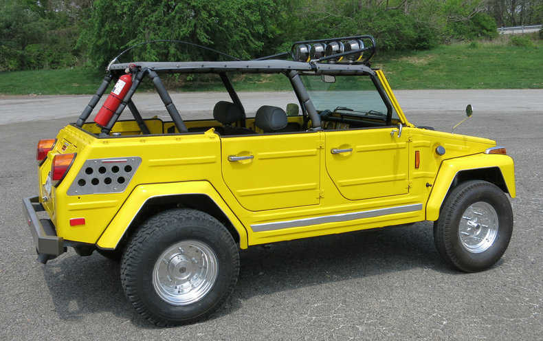 1973 1973 Volkswagen Thing For Sale