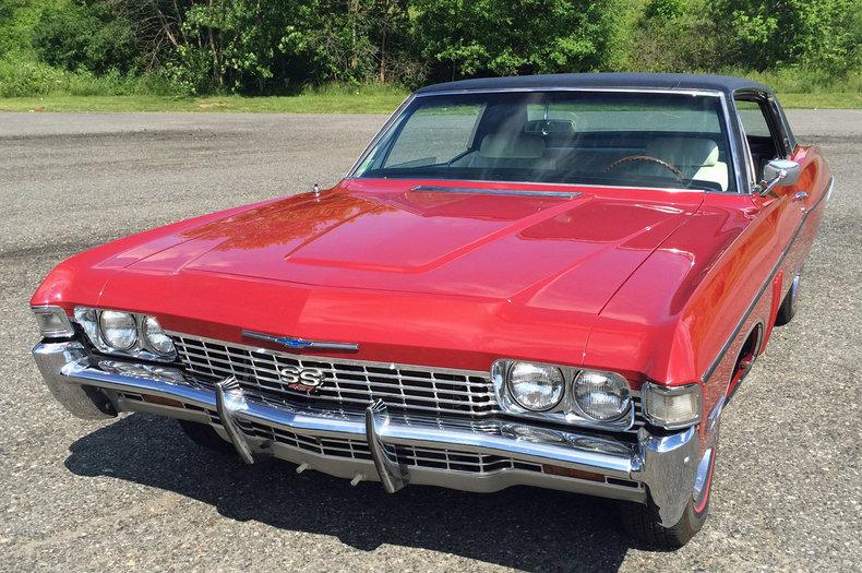1968 1968 Chevrolet Impala For Sale