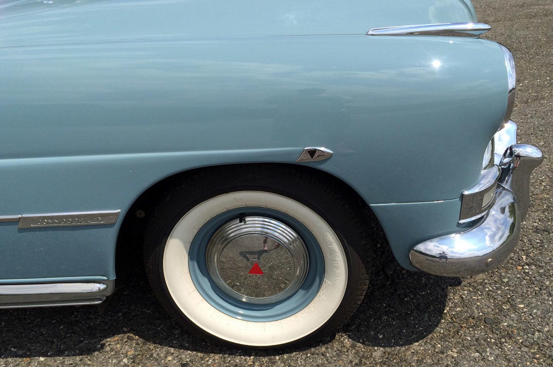 1951 Hudson Commodore