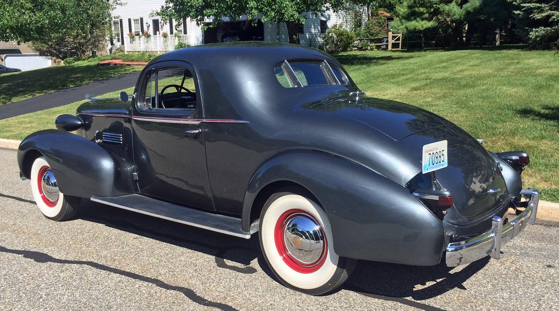 1937 Cadillac Fleetwood