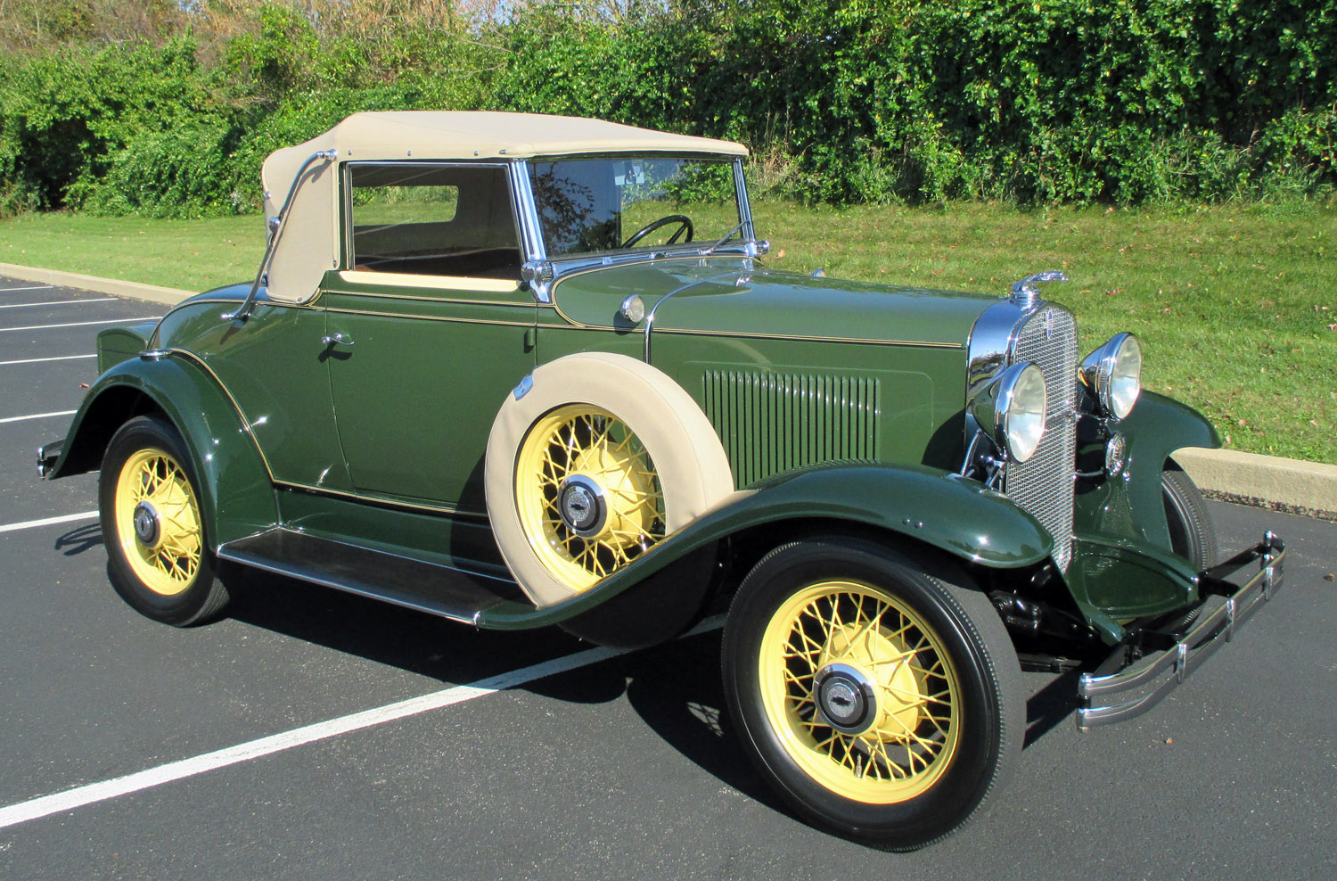 1931 Chevrolet Independence Connors Motorcar Company