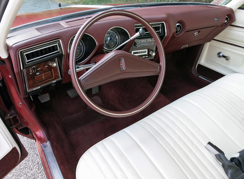 1976 Oldsmobile Cutlass