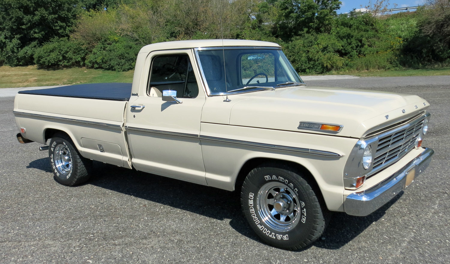 1969 Ford F100 Connors Motorcar Company